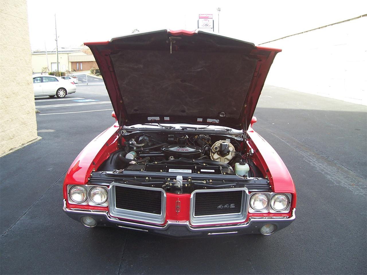 Large Picture of Classic 1971 Oldsmobile Cutlass - MH68