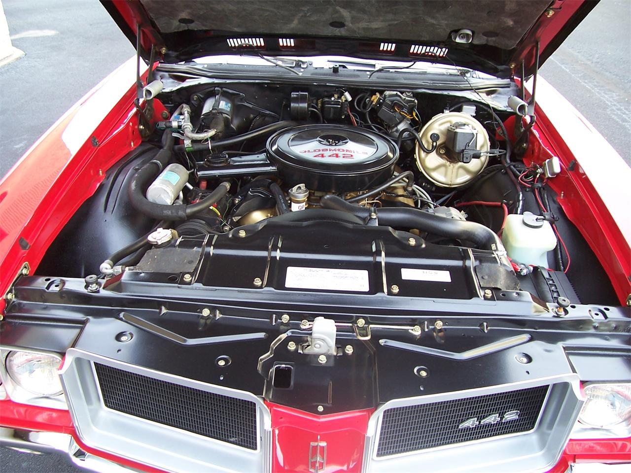 Large Picture of '71 Oldsmobile Cutlass - MH68