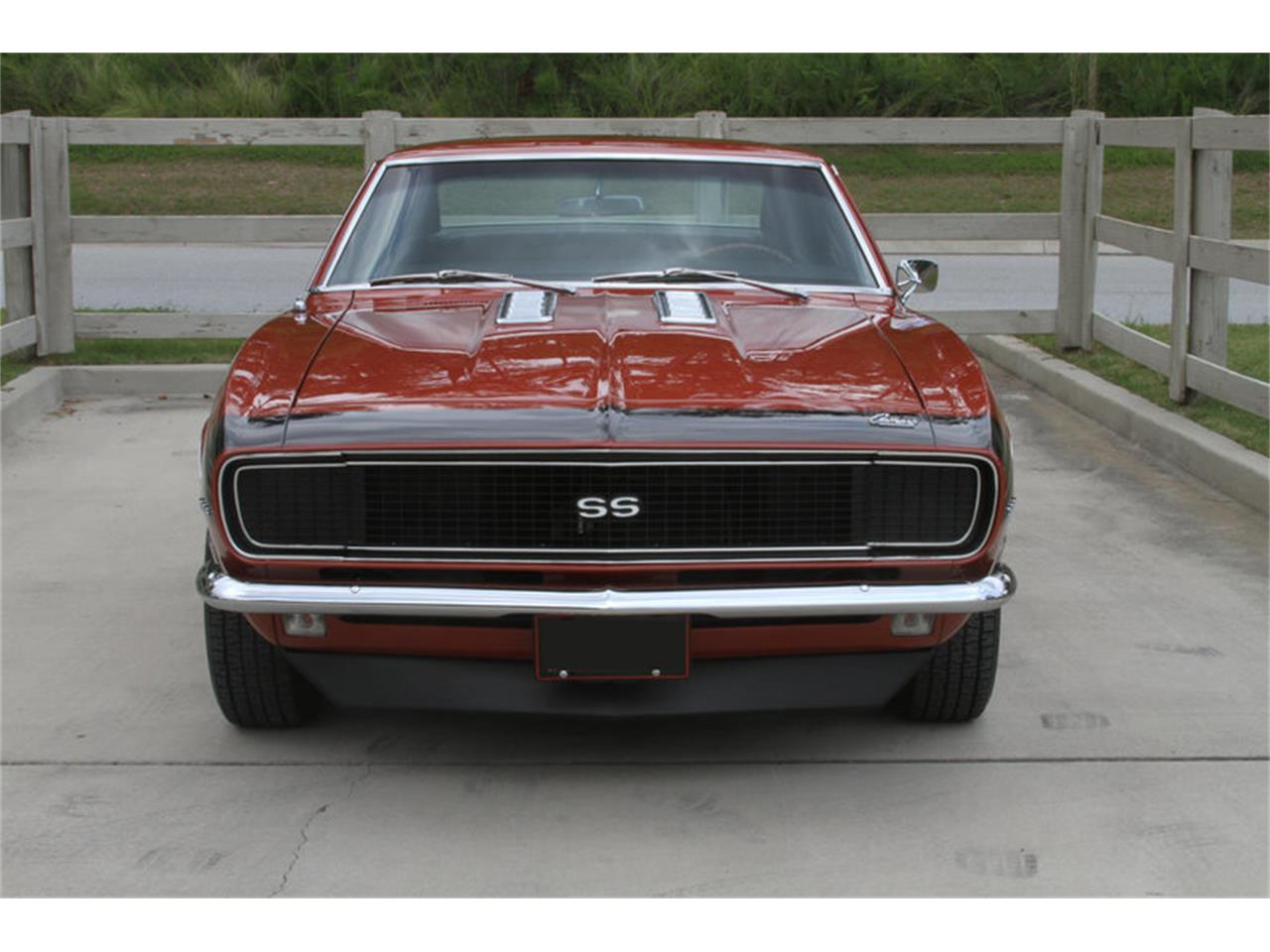 Large Picture of '68 Camaro SS - MAJB