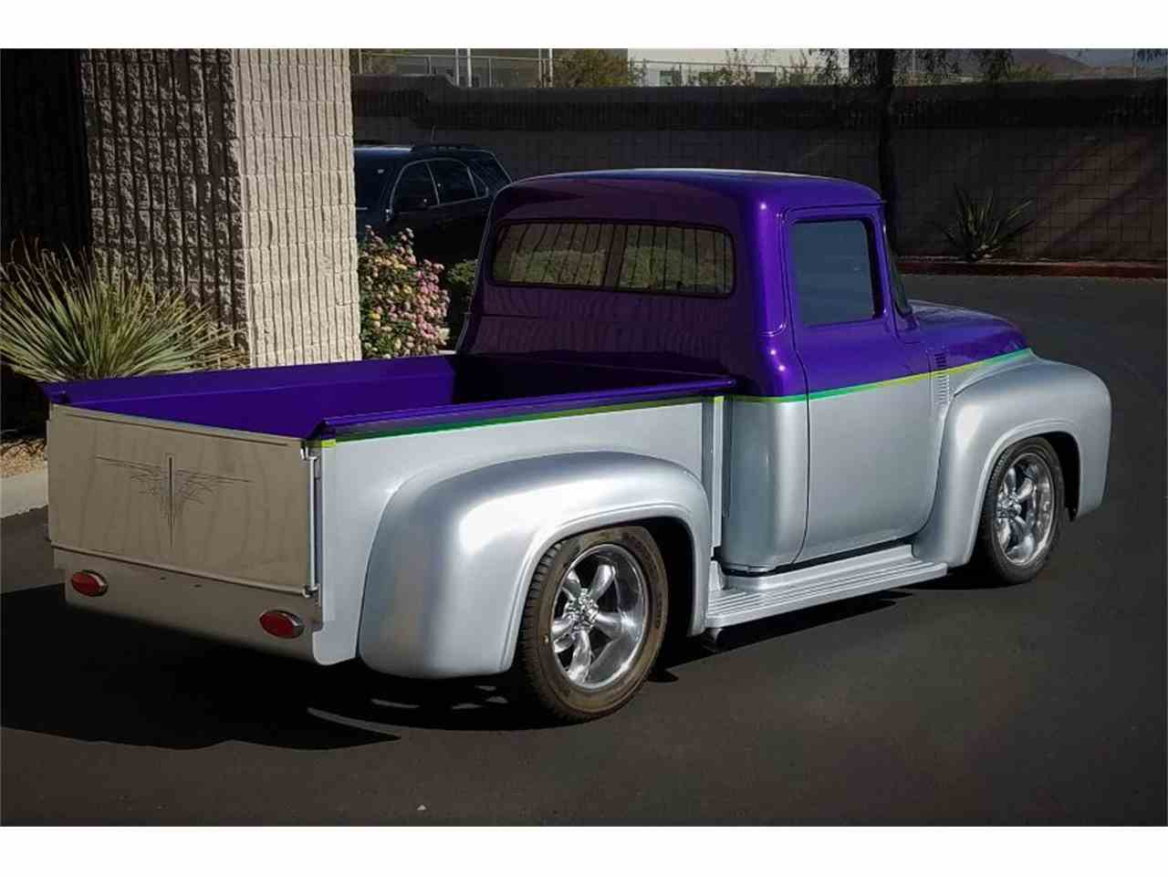 Large Picture of 1956 Ford F100 - MH6S