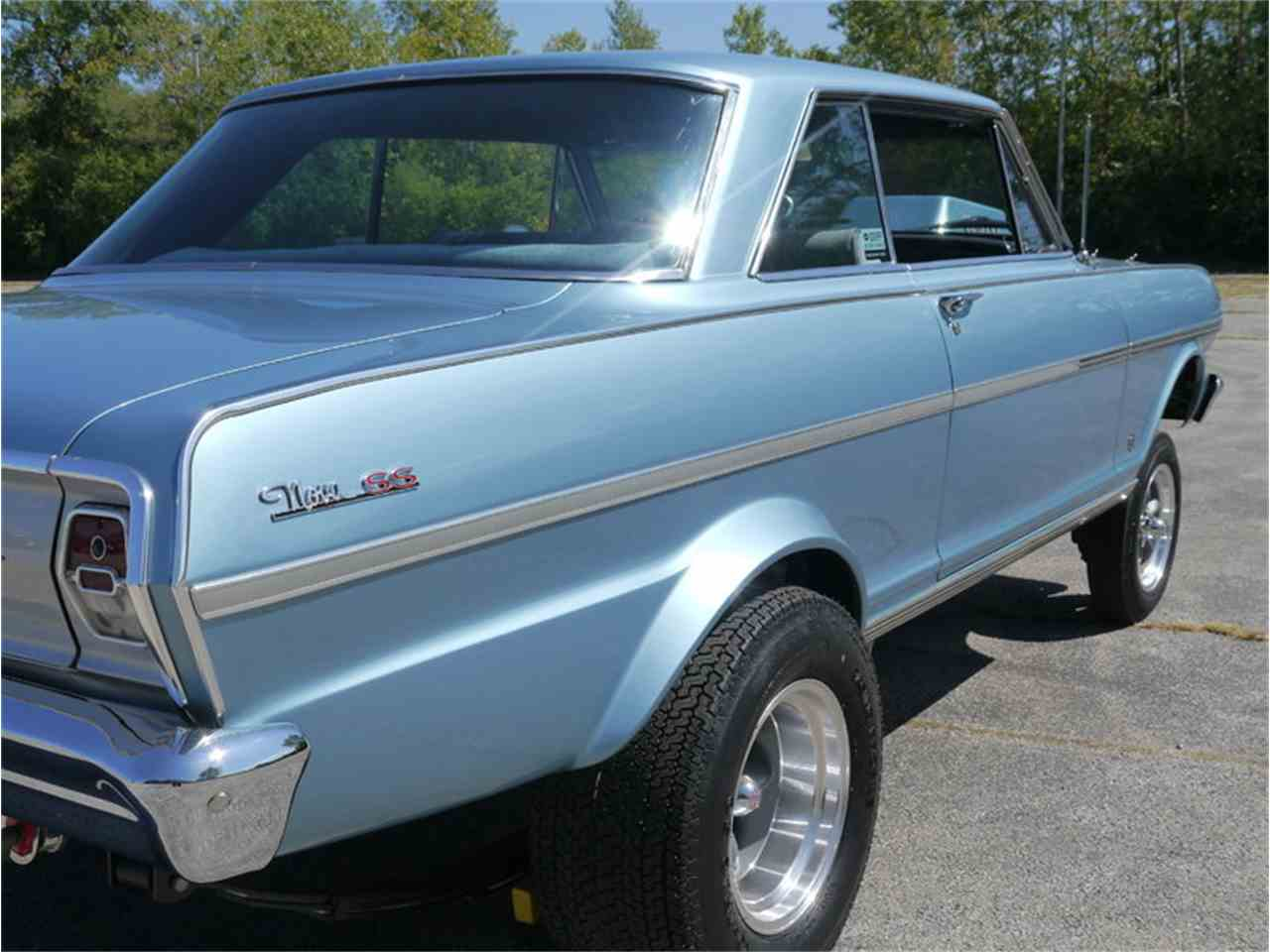 Large Picture of '63 Nova - MH7W