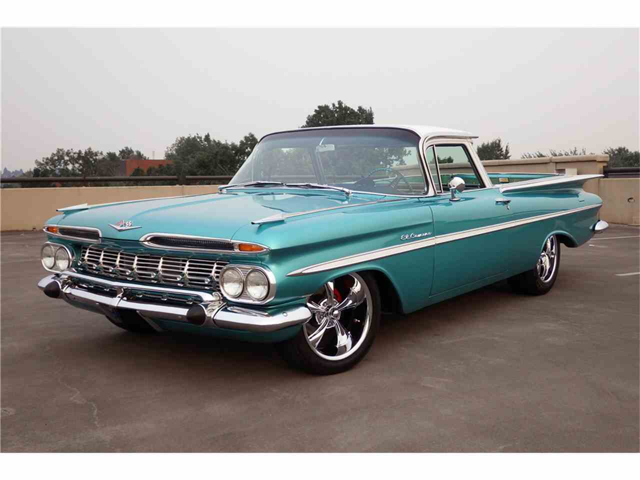 Large Picture of '59 El Camino - MH82