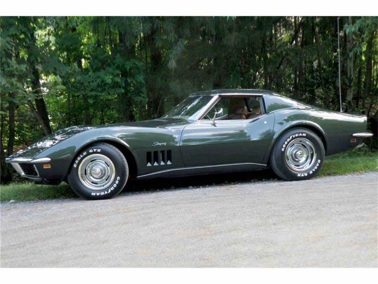 Large Picture of '69 Corvette - MH8C