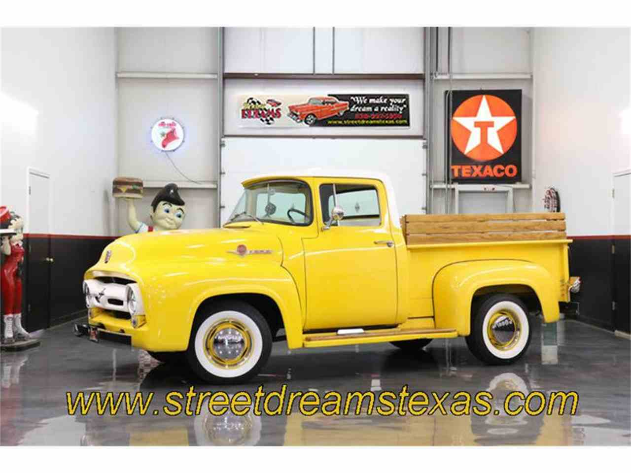 Large Picture of '56 F100 Offered by Street Dreams Texas - MB5A