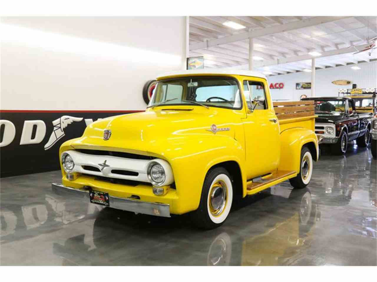 Large Picture of Classic '56 Ford F100 - MB5A