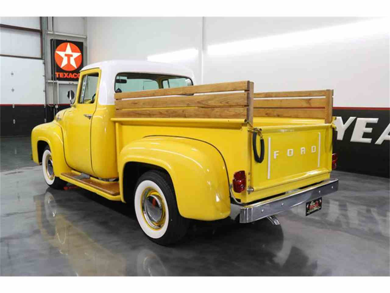Large Picture of 1956 F100 located in Texas Offered by Street Dreams Texas - MB5A