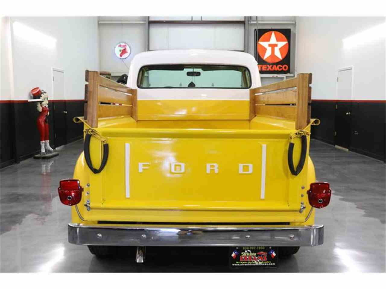 Large Picture of 1956 Ford F100 Offered by Street Dreams Texas - MB5A