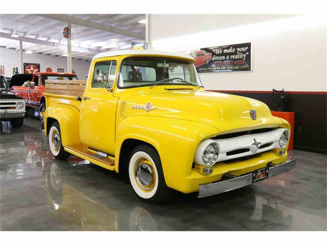 Large Picture of 1956 F100 located in Fredericksburg Texas - MB5A