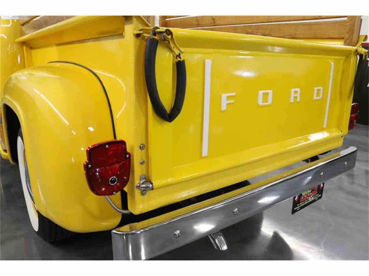 Large Picture of Classic 1956 F100 located in Fredericksburg Texas - MB5A