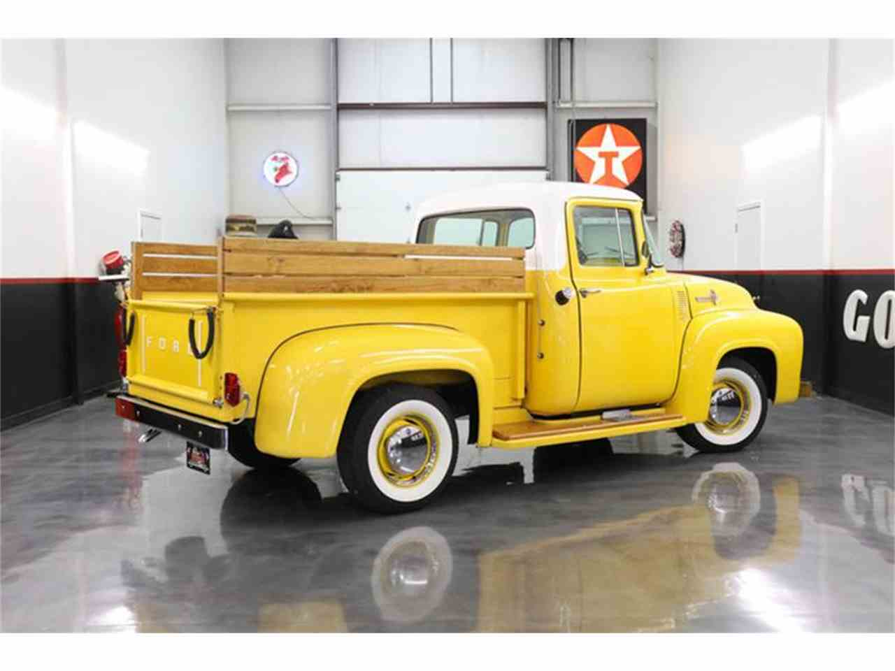 Large Picture of '56 F100 located in Texas Offered by Street Dreams Texas - MB5A