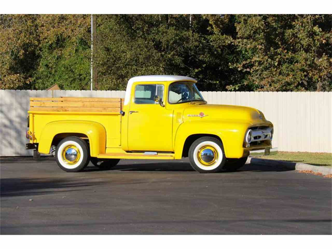 Large Picture of Classic '56 F100 located in Fredericksburg Texas - $29,500.00 - MB5A