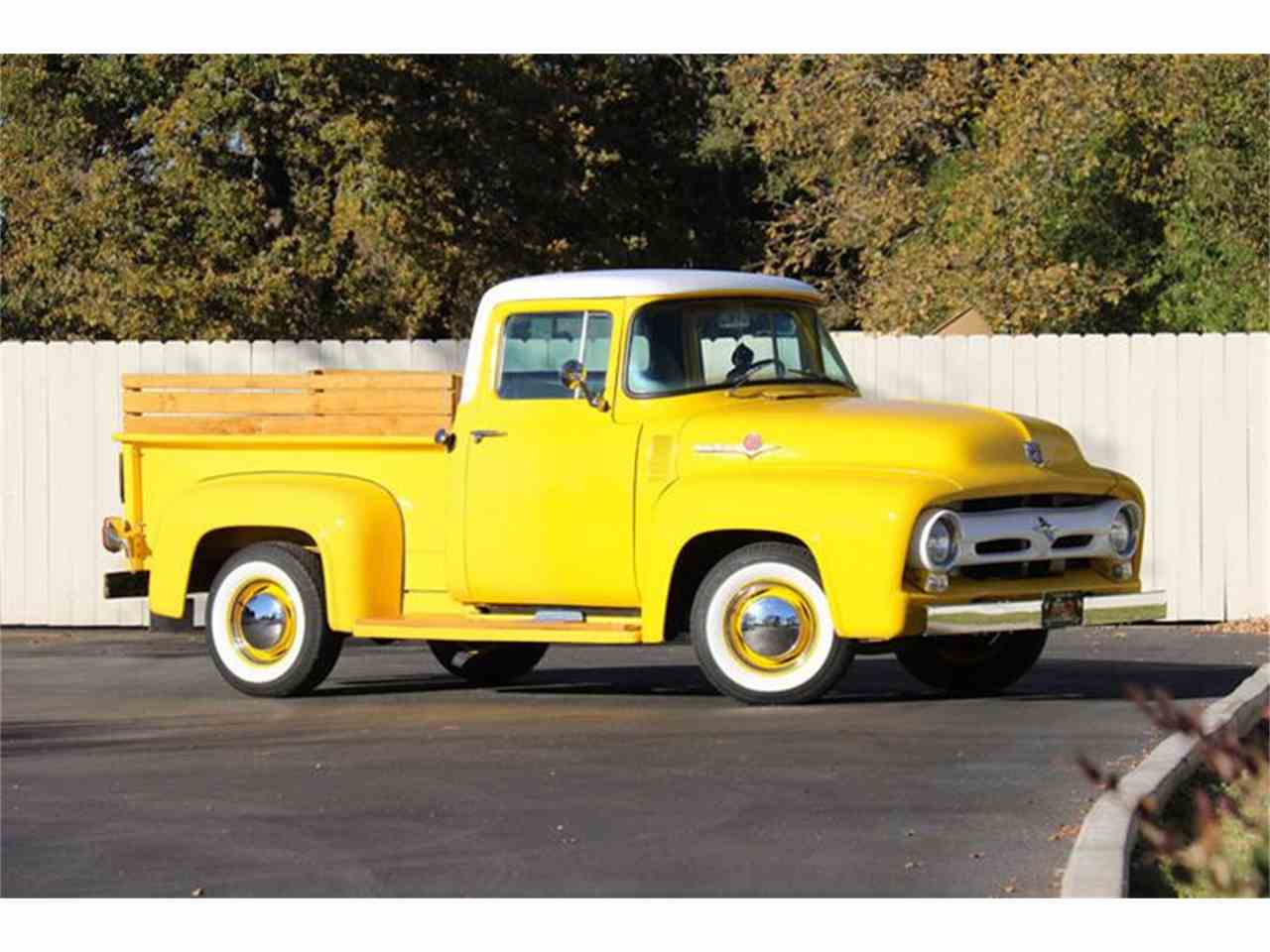 Large Picture of '56 F100 located in Fredericksburg Texas - $29,500.00 - MB5A
