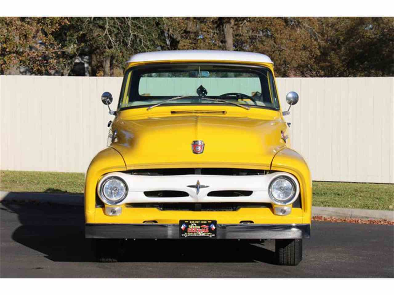 Large Picture of '56 Ford F100 - $29,500.00 Offered by Street Dreams Texas - MB5A