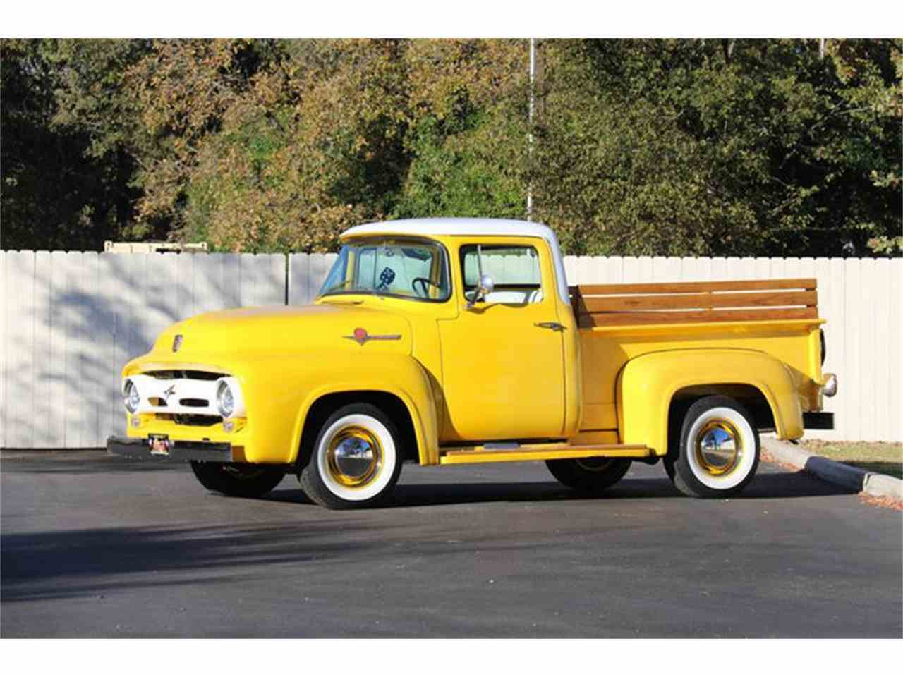 Large Picture of Classic '56 Ford F100 - $29,500.00 - MB5A