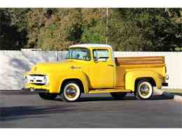 Picture of '56 Ford F100 located in Fredericksburg Texas Offered by Street Dreams Texas - MB5A