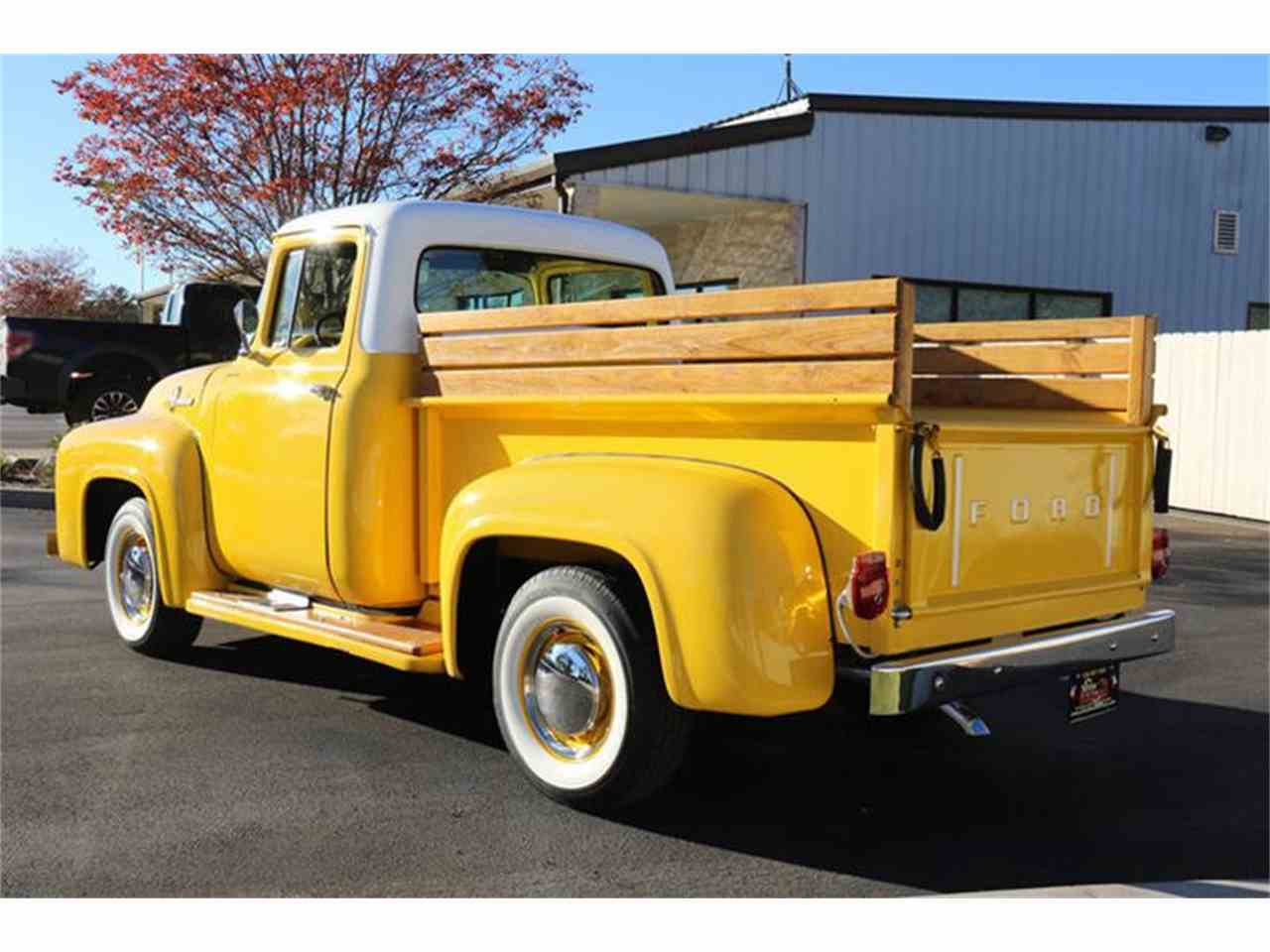 Large Picture of Classic 1956 F100 located in Texas Offered by Street Dreams Texas - MB5A