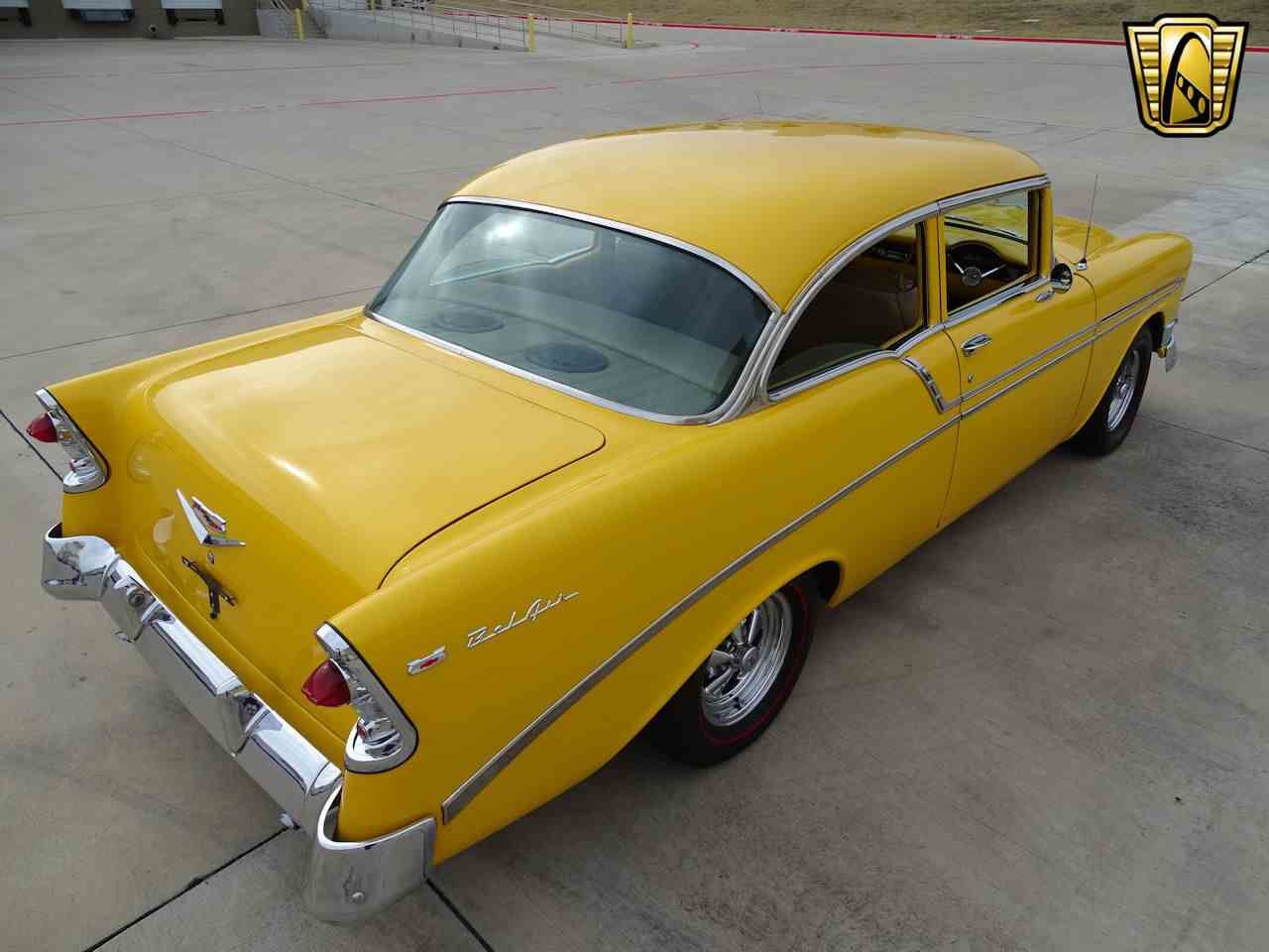 Large Picture of '56 Bel Air - MH96