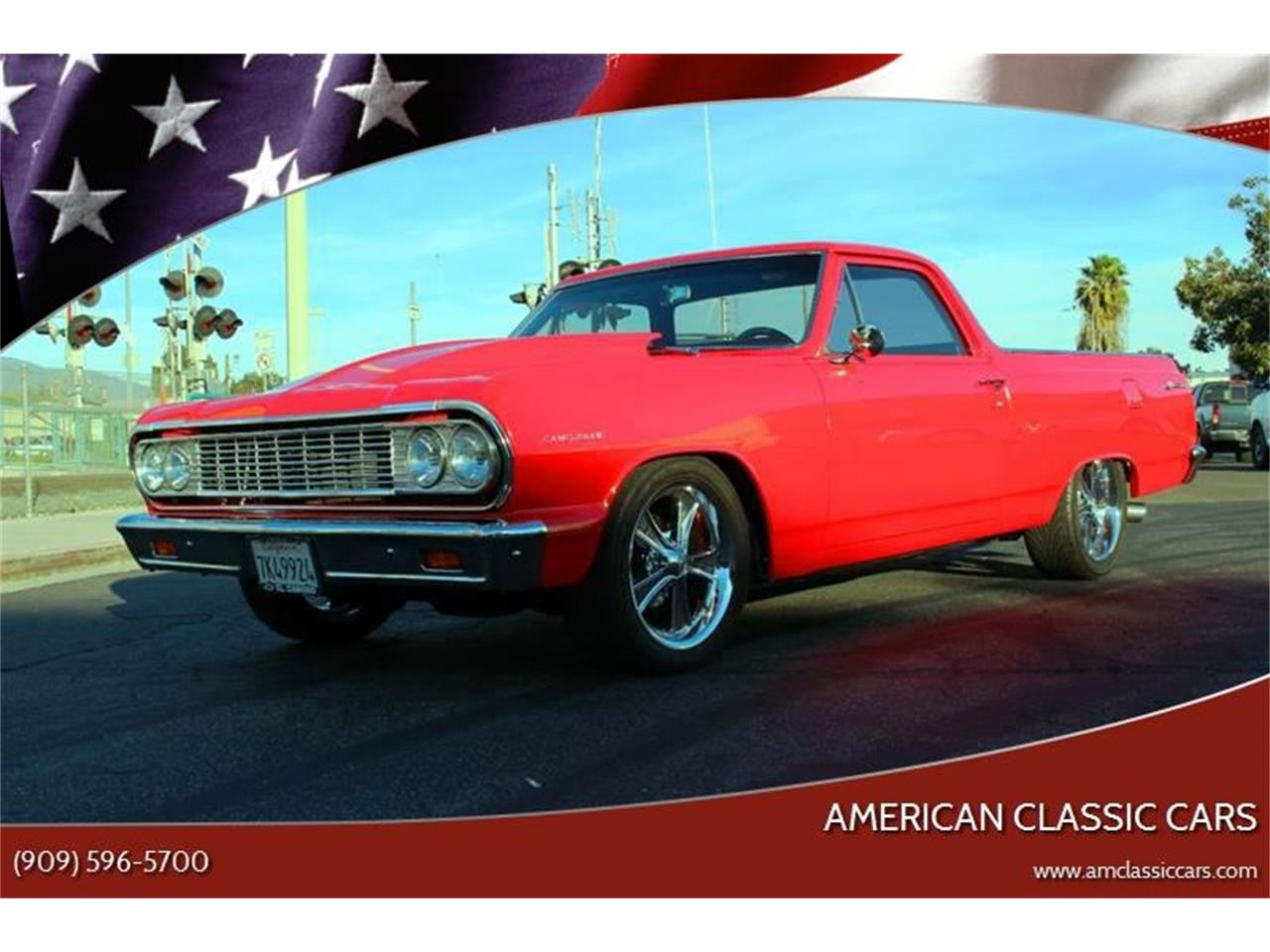 Large Picture of Classic '64 El Camino located in La Verne California - $26,900.00 Offered by American Classic Cars - MH9D