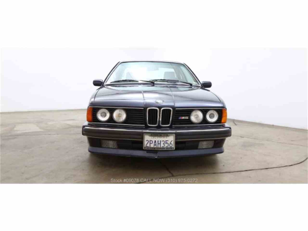 Large Picture of '88 M6 - MH9R