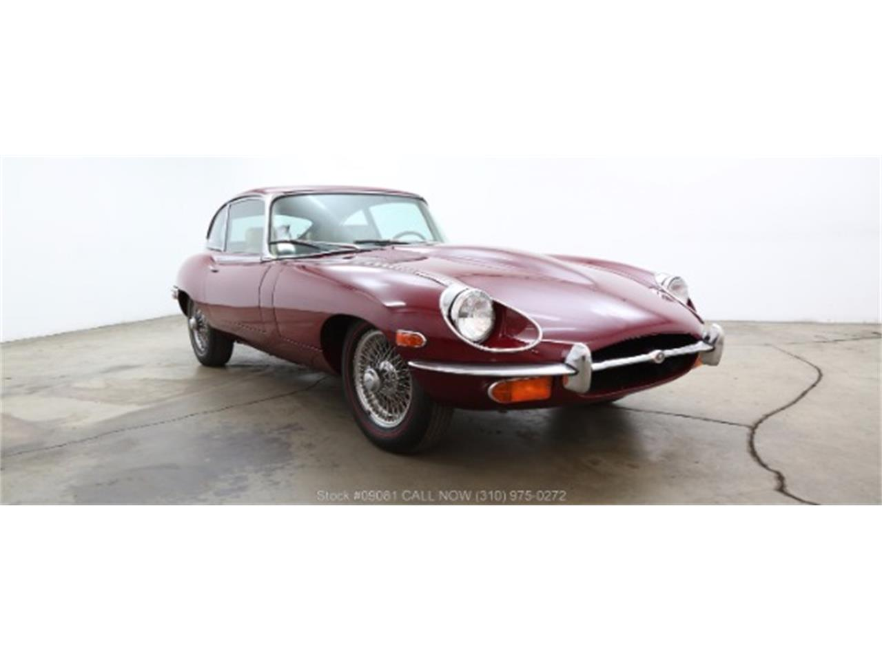 Large Picture of Classic 1969 Jaguar XKE located in Beverly Hills California - $34,750.00 - MH9S