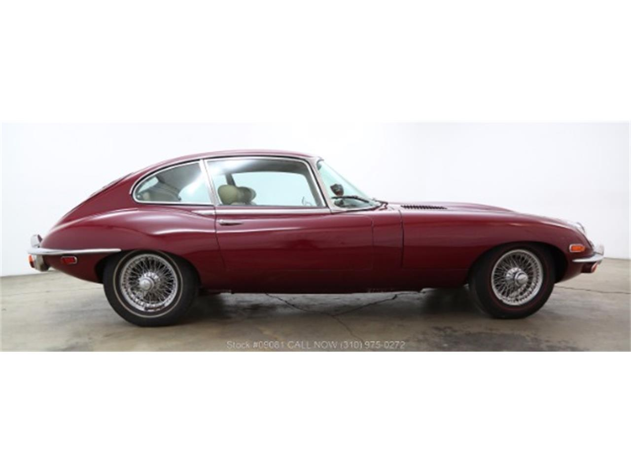 Large Picture of Classic 1969 Jaguar XKE located in Beverly Hills California Offered by Beverly Hills Car Club - MH9S