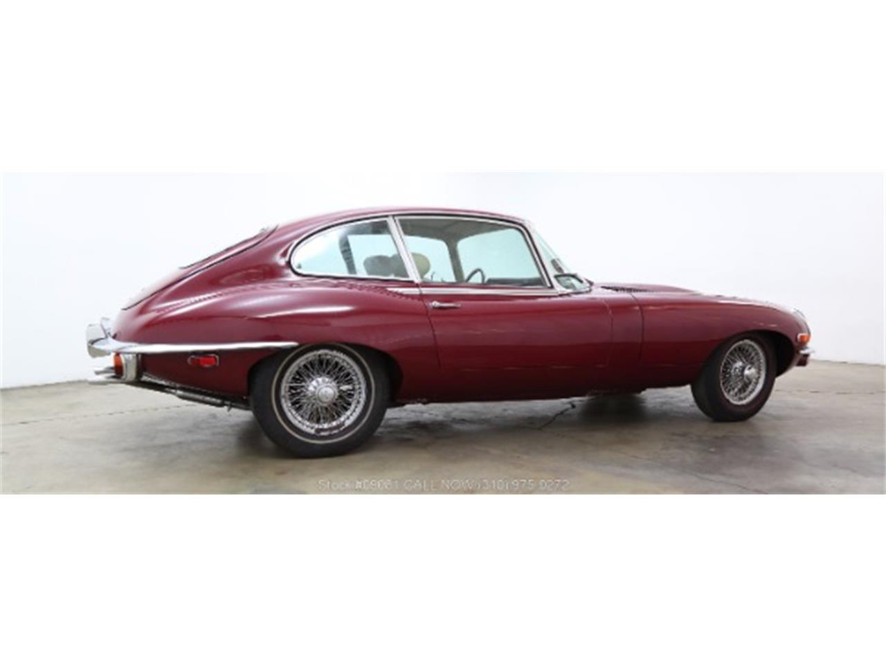 Large Picture of Classic 1969 Jaguar XKE - MH9S