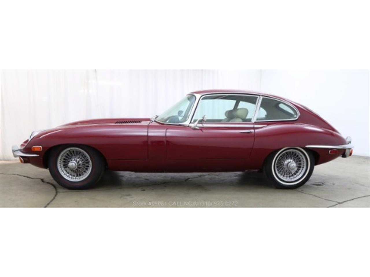 Large Picture of Classic '69 XKE located in Beverly Hills California - $34,750.00 Offered by Beverly Hills Car Club - MH9S