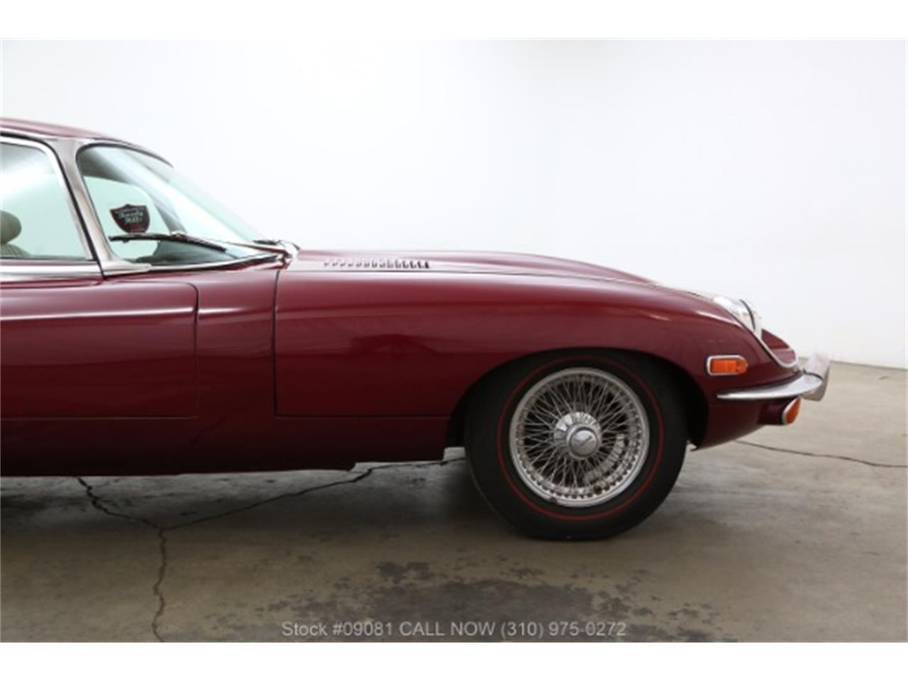 Large Picture of 1969 Jaguar XKE located in California Offered by Beverly Hills Car Club - MH9S