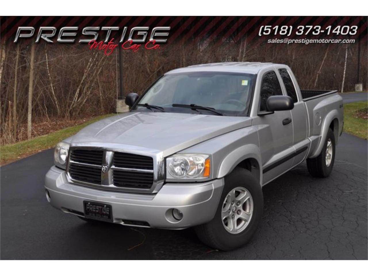 Large Picture of 2005 Dodge Dakota Auction Vehicle Offered by Prestige Motor Car Co. - MHA6