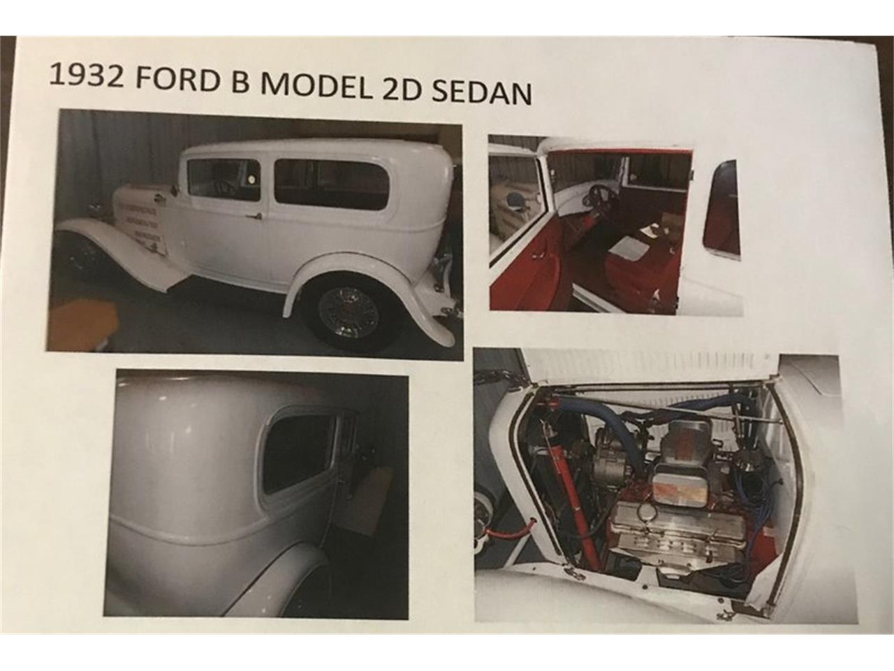 Large Picture of '32 Model B - MHAD