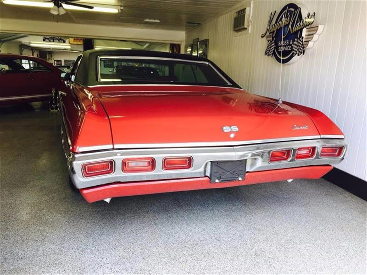 Large Picture of Classic 1969 Impala - MHAH