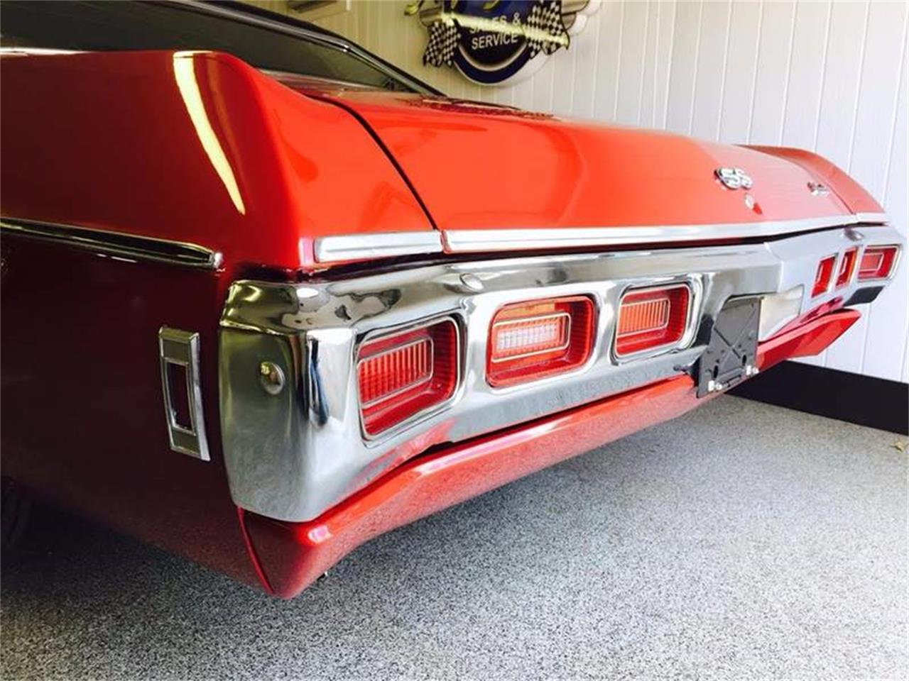Large Picture of Classic '69 Chevrolet Impala located in Wisconsin - $35,800.00 Offered by Kuyoth's Klassics - MHAH