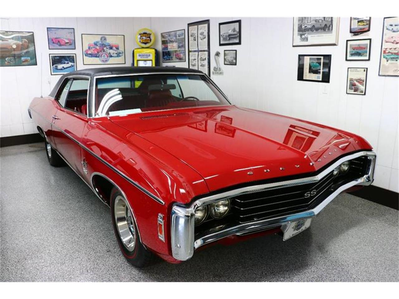 Large Picture of '69 Impala located in Wisconsin - $35,800.00 Offered by Kuyoth's Klassics - MHAH