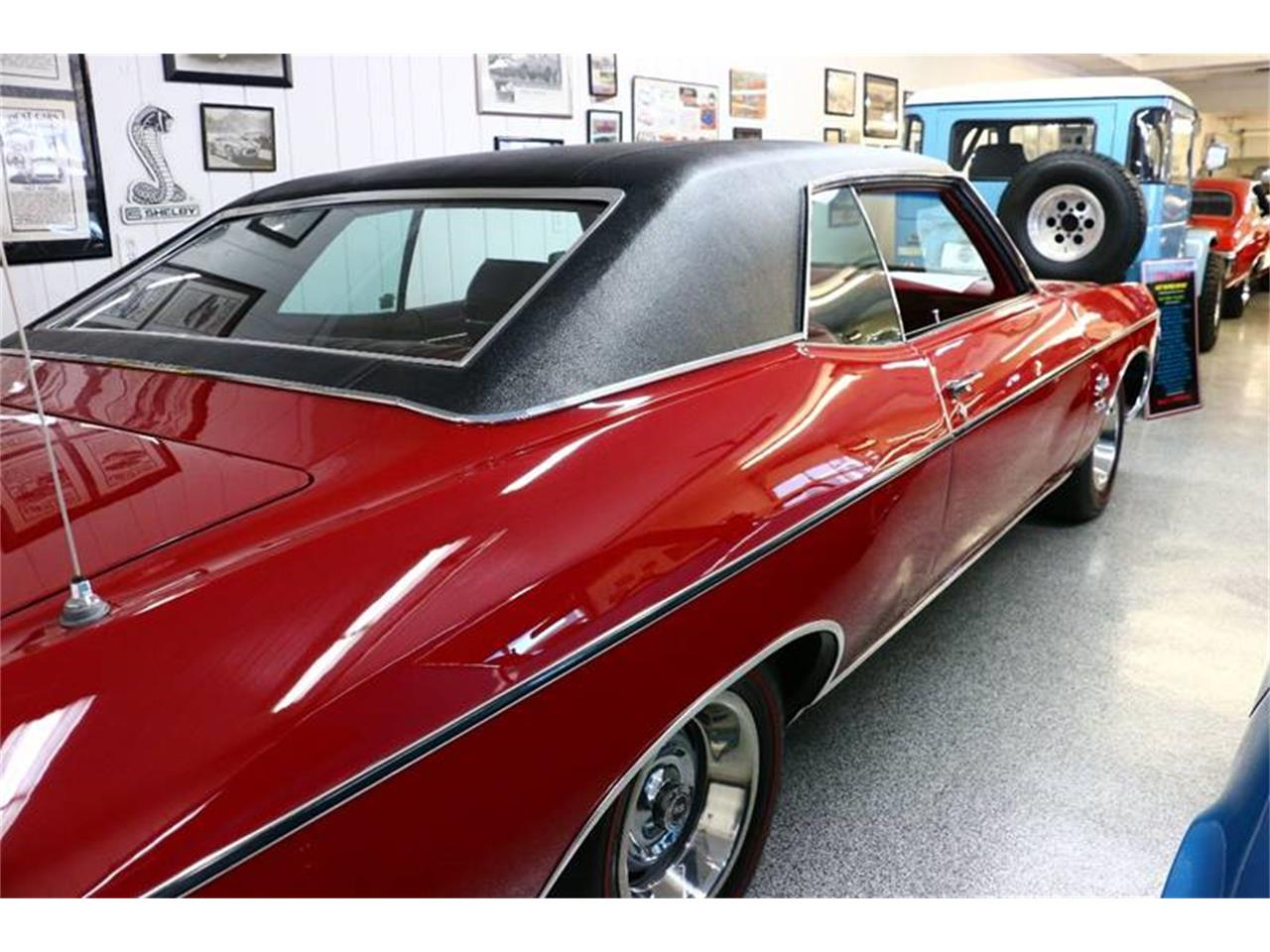 Large Picture of Classic '69 Impala located in Wisconsin - $35,800.00 - MHAH