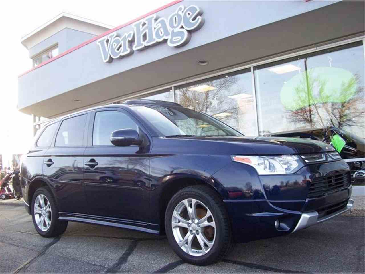 Large Picture of '14 Outlander - $17,495.00 - MB5J