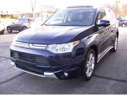 Picture of 2014 Mitsubishi Outlander Offered by Verhage Mitsubishi - MB5J