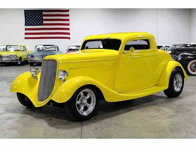 Picture of Classic 1933 3-Window Coupe located in Michigan Offered by GR Auto Gallery - MHBE