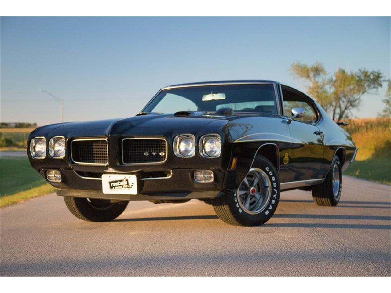 Large Picture of '70 GTO (The Judge) - MHBH