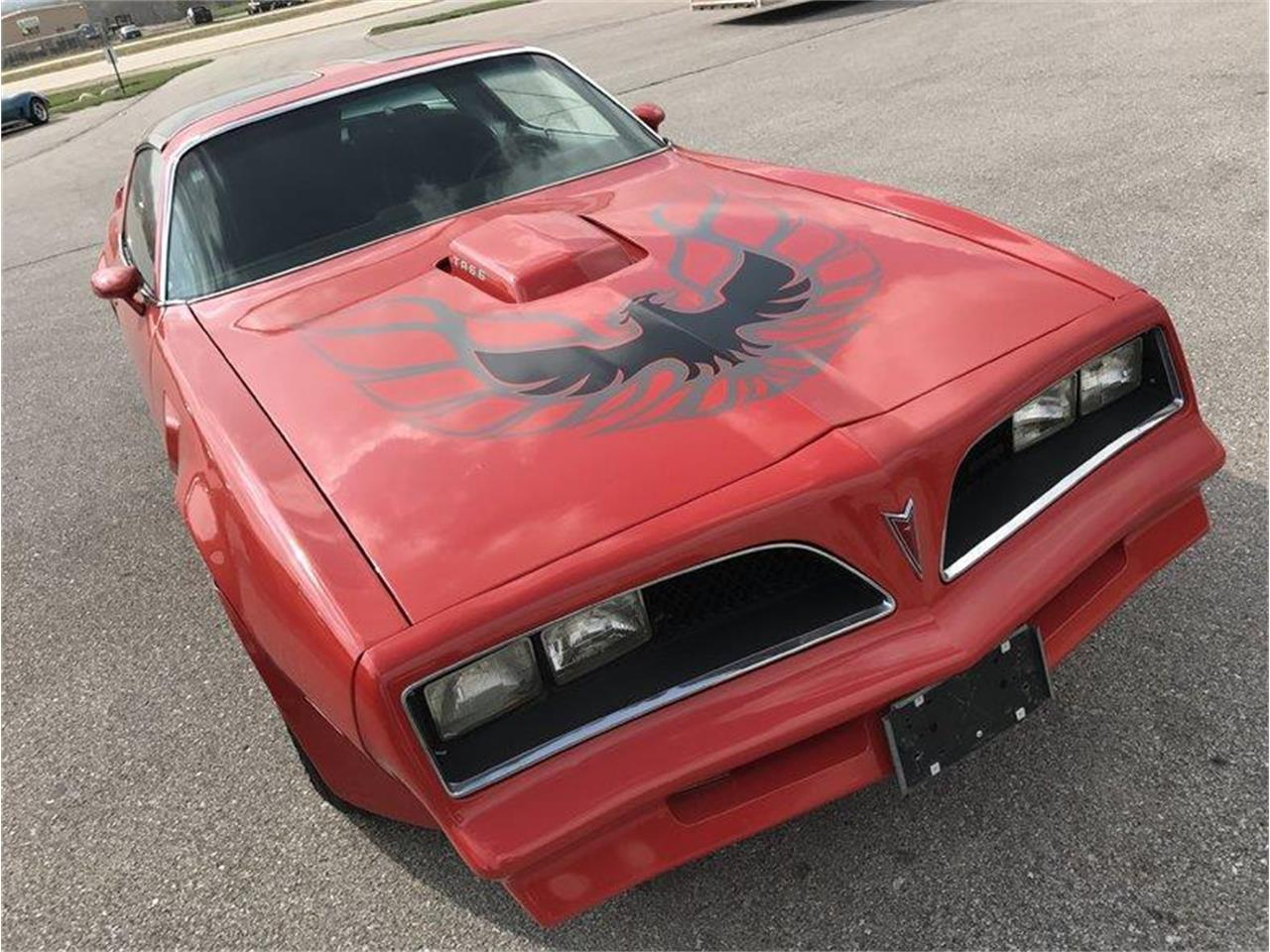 Large Picture of '78 Firebird Trans Am - MHBW