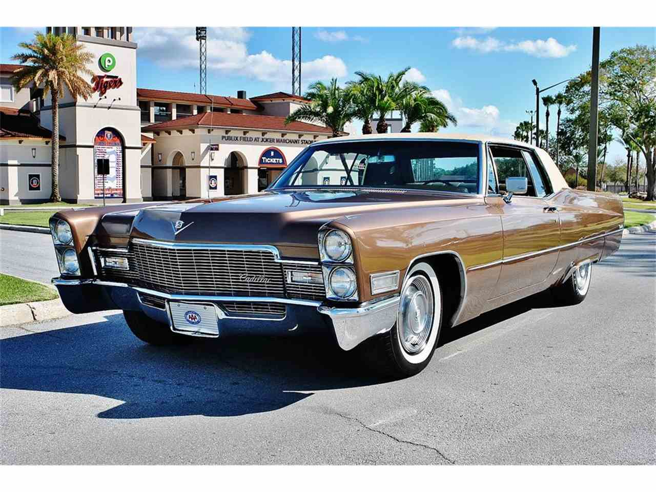 Large Picture of Classic 1968 DeVille located in Lakeland Florida Offered by Primo Classic International LLC - MHC1