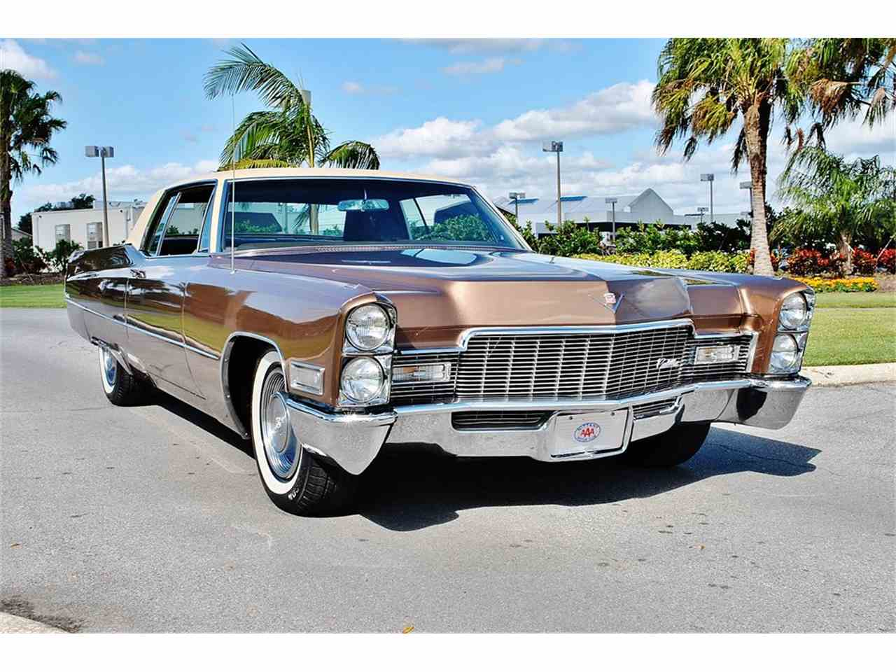 Large Picture of '68 DeVille located in Lakeland Florida - MHC1