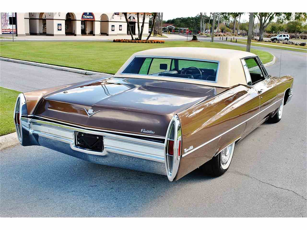Large Picture of Classic '68 Cadillac DeVille - $12,500.00 Offered by Primo Classic International LLC - MHC1