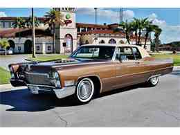Picture of '68 Cadillac DeVille - MHC1