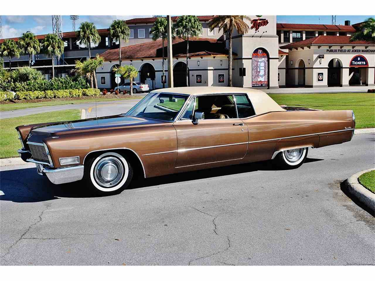Large Picture of Classic '68 DeVille located in Lakeland Florida Offered by Primo Classic International LLC - MHC1
