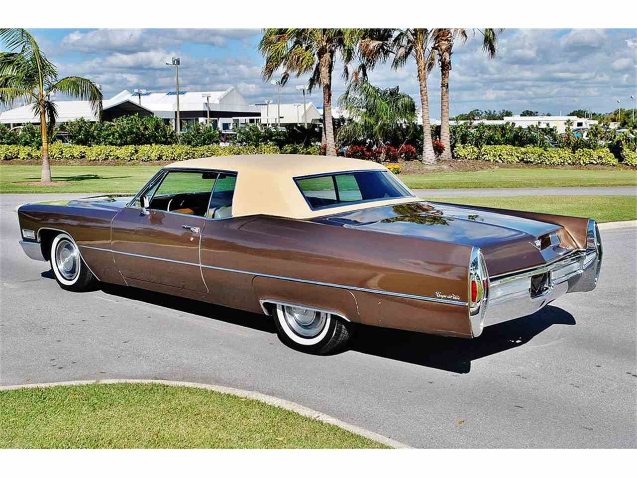 Large Picture of '68 Cadillac DeVille - $12,500.00 Offered by Primo Classic International LLC - MHC1