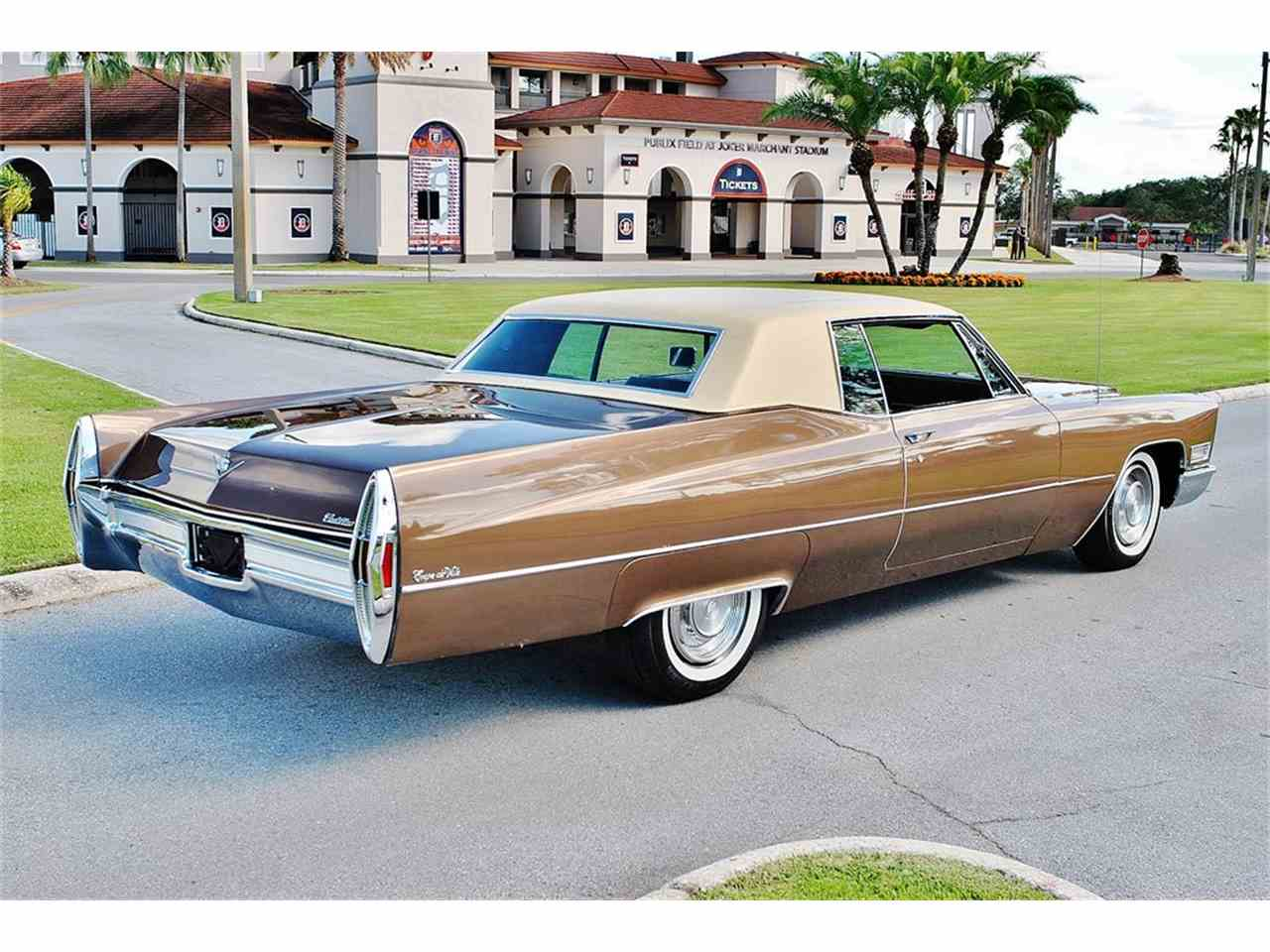 Large Picture of Classic 1968 Cadillac DeVille - $12,500.00 - MHC1