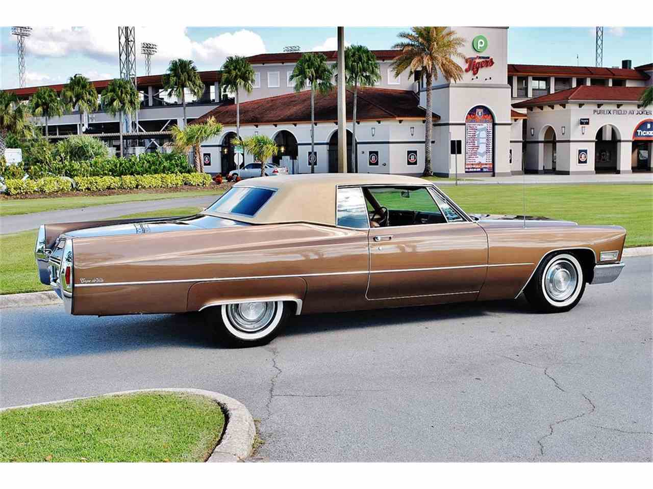 Large Picture of 1968 DeVille Offered by Primo Classic International LLC - MHC1