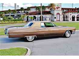 Picture of Classic 1968 Cadillac DeVille located in Florida - MHC1