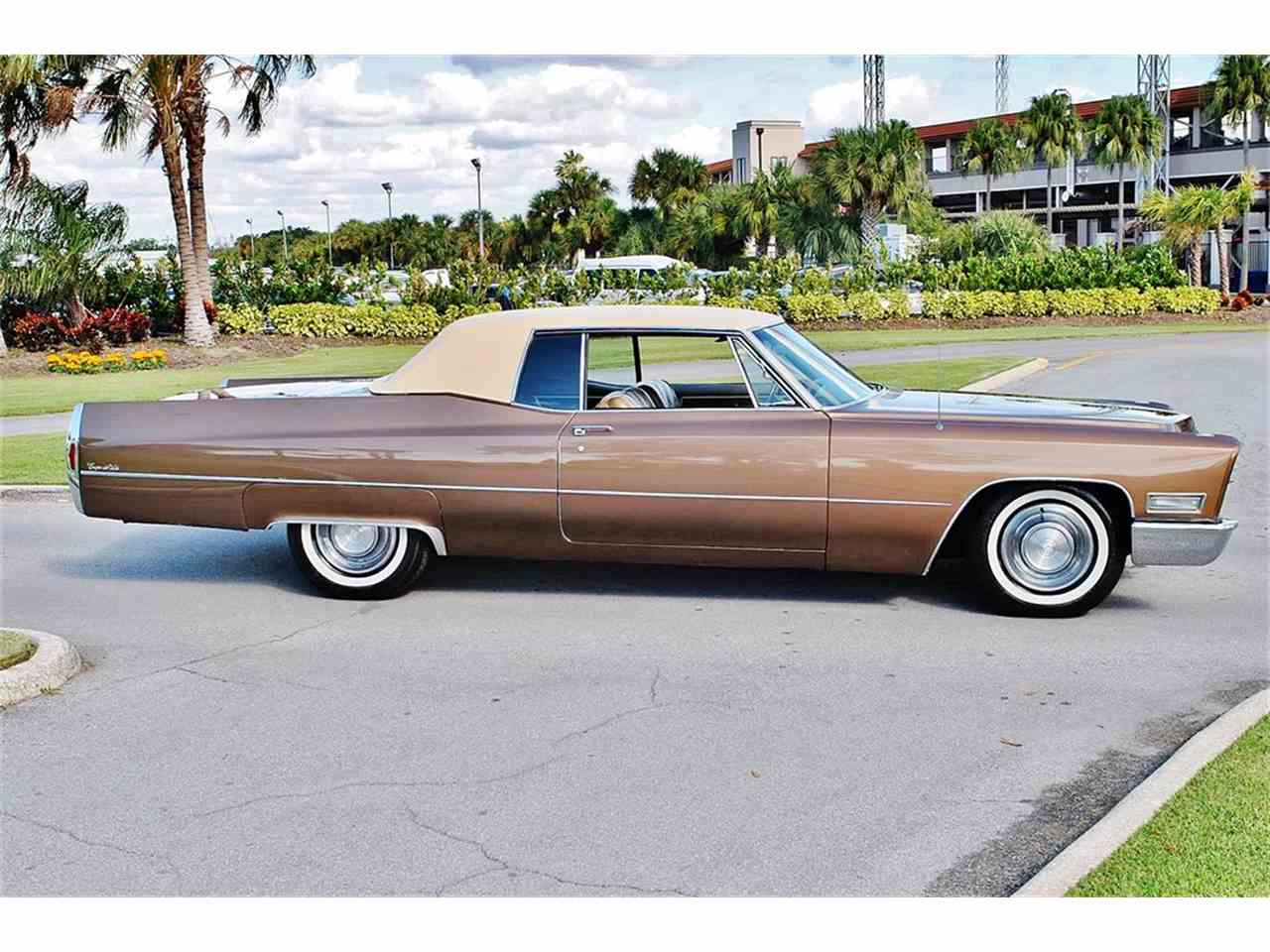 Large Picture of 1968 Cadillac DeVille - $12,500.00 Offered by Primo Classic International LLC - MHC1