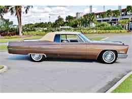 Picture of Classic '68 Cadillac DeVille located in Florida Offered by Primo Classic International LLC - MHC1